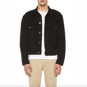 ACNE STUDIOS Council Black Denim Jacket